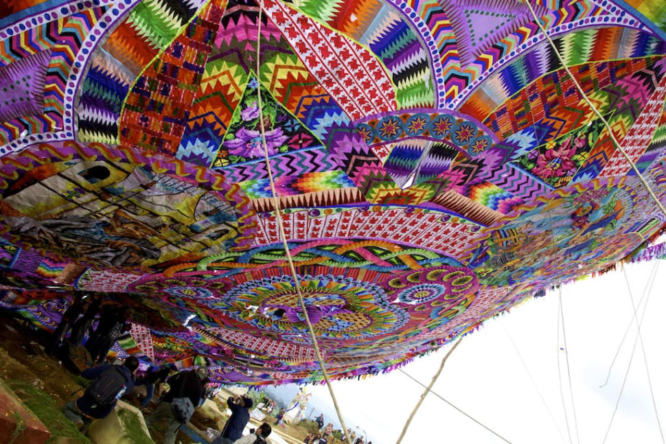 Festival de Barriletes Gigantes or Day of the Dead Kite Festival in Guatemala - Best Season