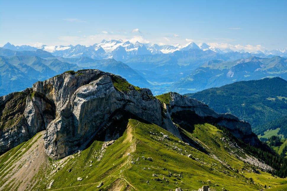 Summer in Switzerland - Best Season