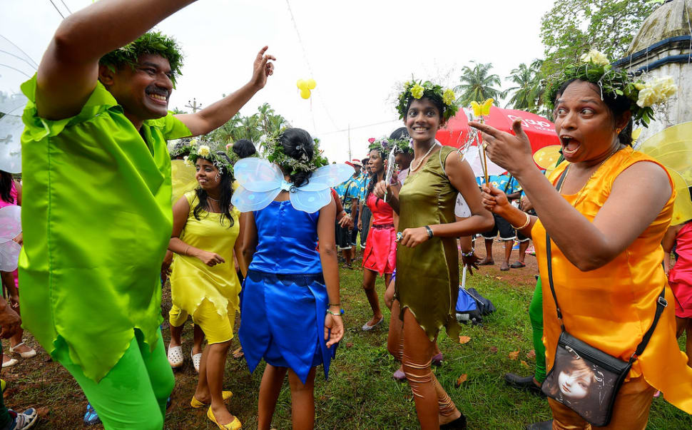 Sao Joao Festival in Goa - Best Time