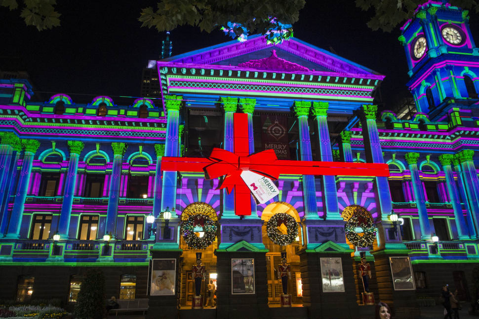 Christmas Season in Melbourne - Best Season