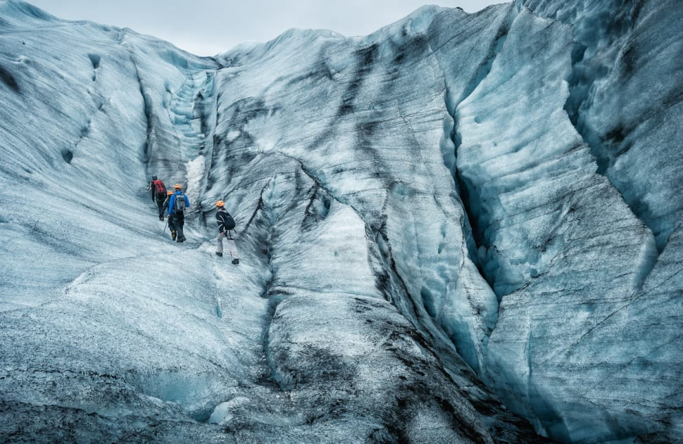 Glacier Walking in Iceland - Best Time