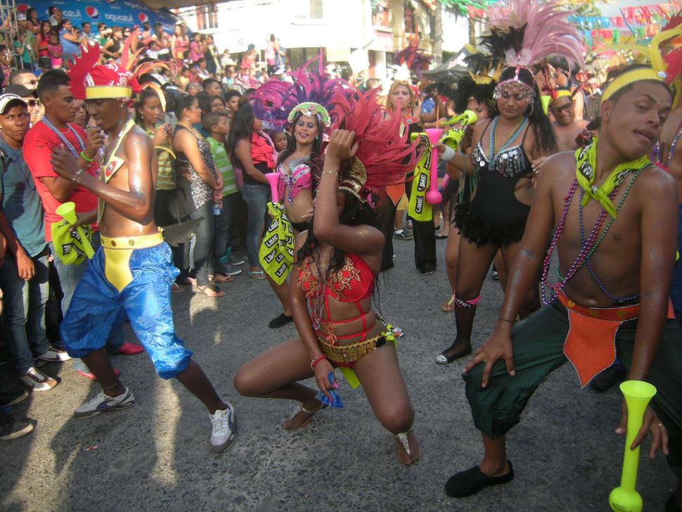 La Ceiba Carnival in Honduras - Best Season