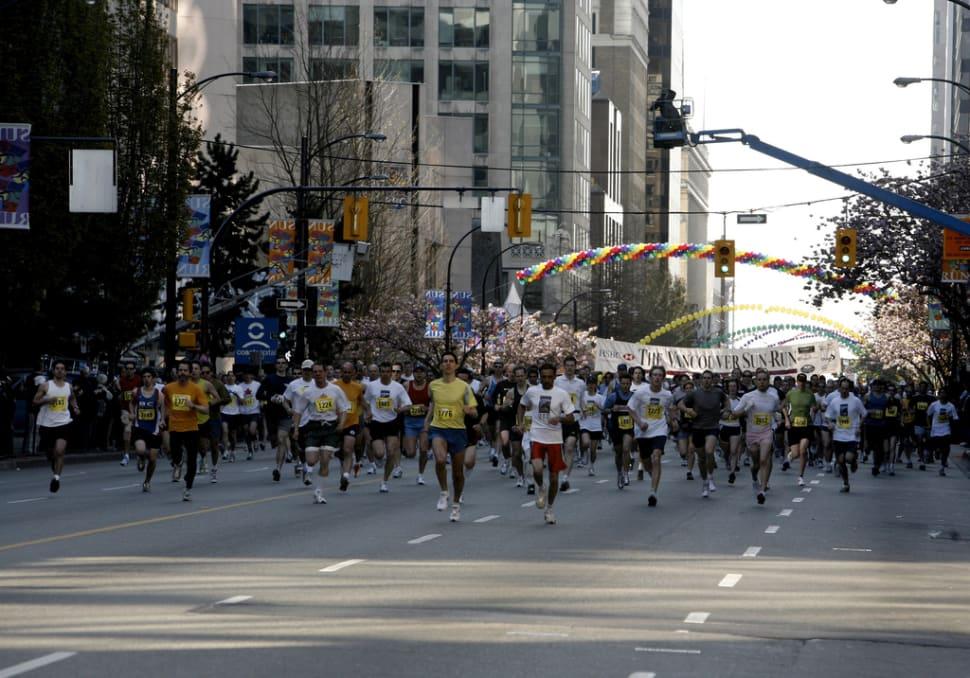 Vancouver Sun Run in Vancouver - Best Season