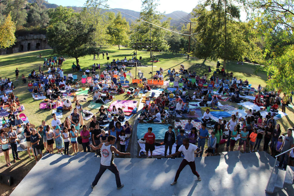 Best time for Griffith Park Free Shakespeare Festival in Los Angeles