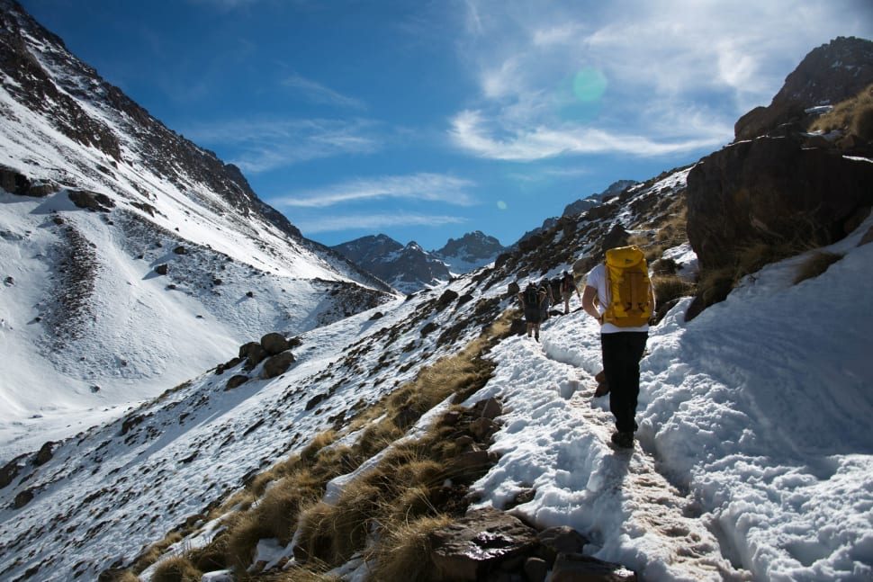 Climbing Mount Toubkal in Morocco - Best Time