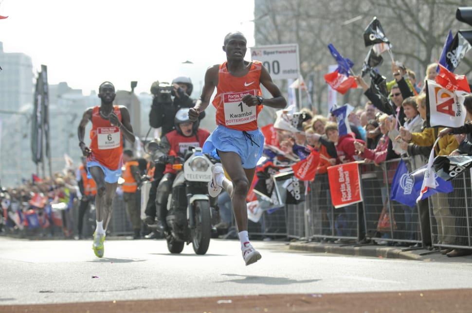 Rotterdam Marathon in The Netherlands - Best Time