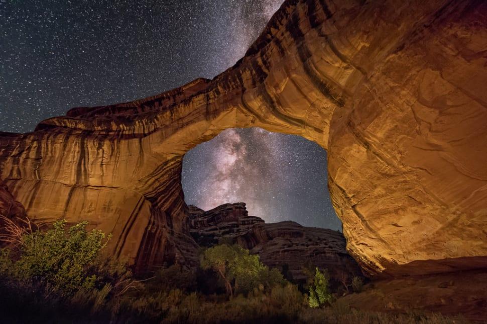 Stargazing in Utah - Best Time