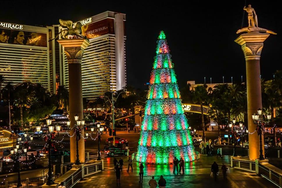 Christmas Season in Las Vegas - Best Time