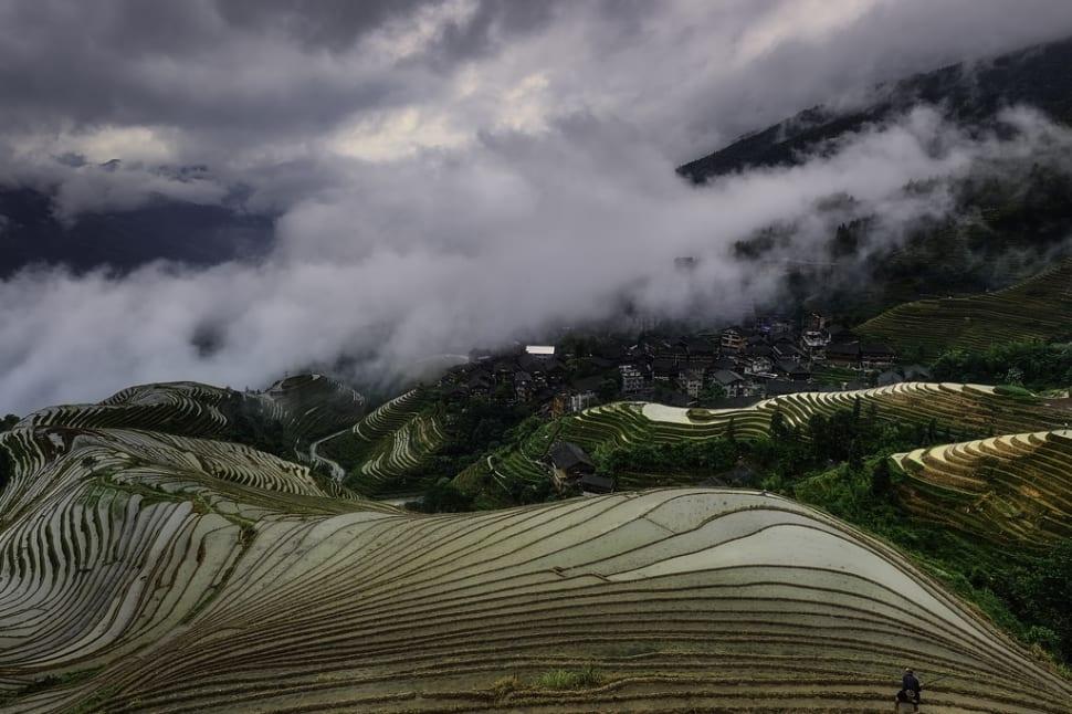Longsheng (Longji) Rice Terraces in China - Best Season