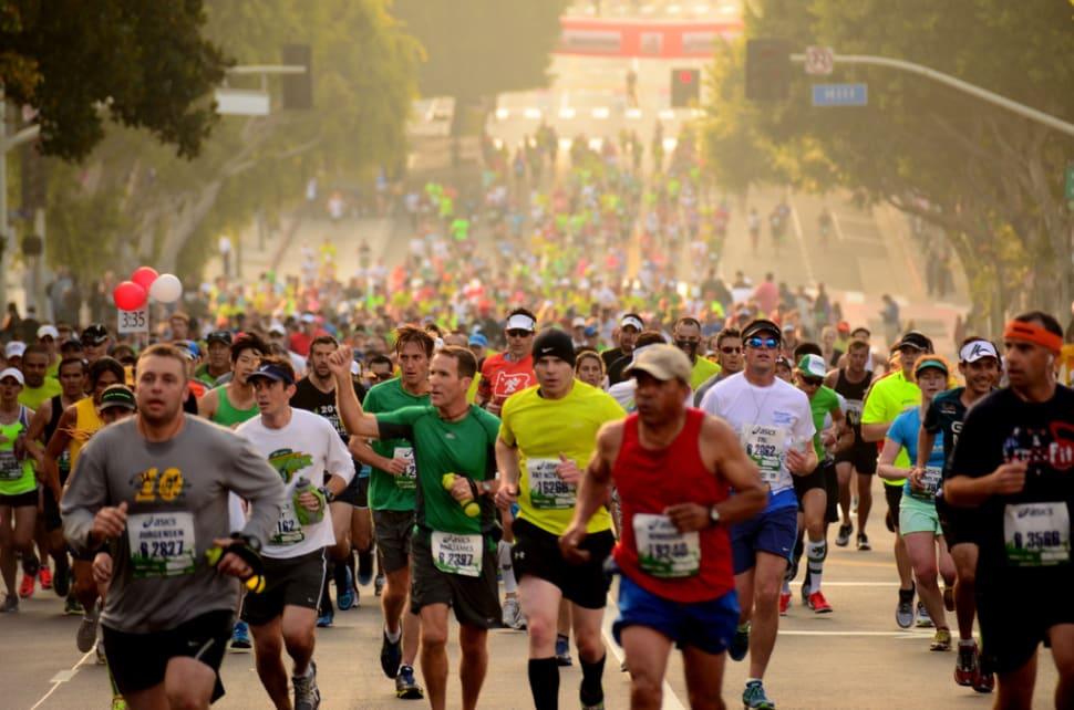 Los Angeles Marathon in Los Angeles - Best Time