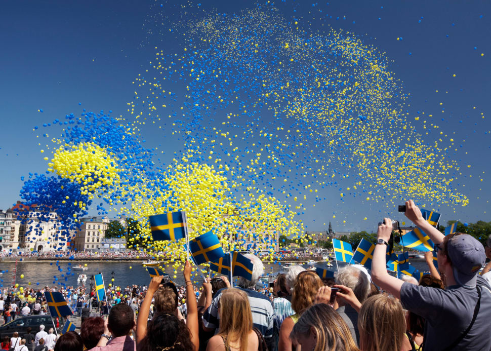 National Day in Sweden - Best Time