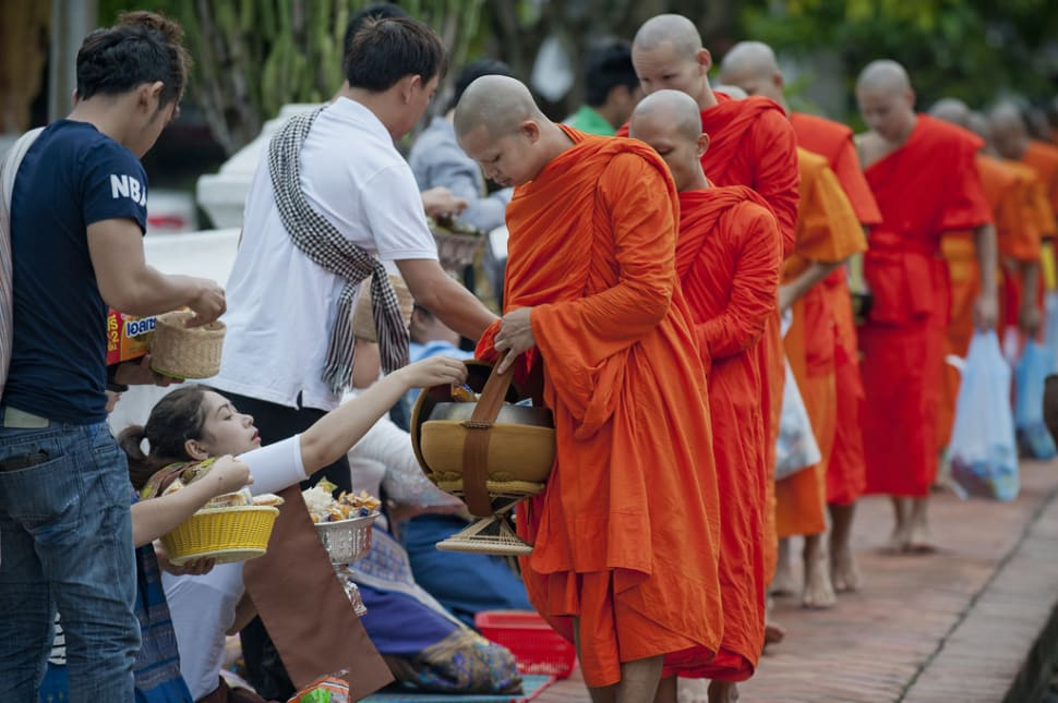 Boun Khao Phansa or the First Day of Buddhist Lent in Laos - Best Season