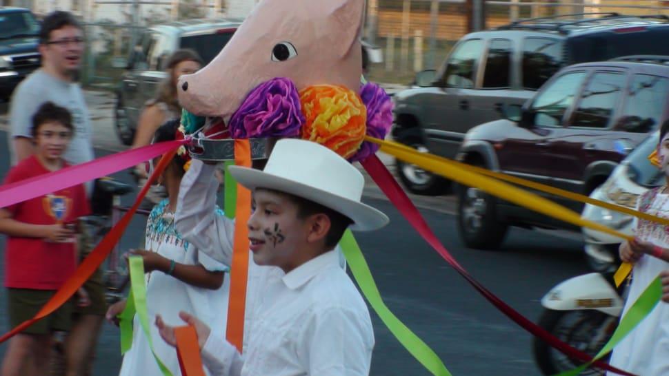 Best time for Día de Los Muertos in Texas