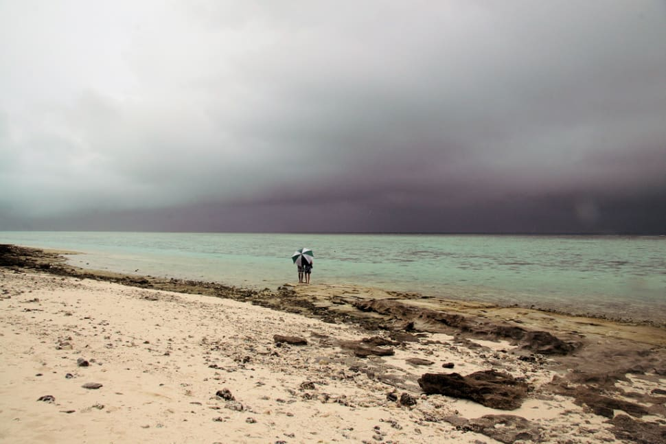 Tropical Cyclones in Great Barrier Reef - Best Time