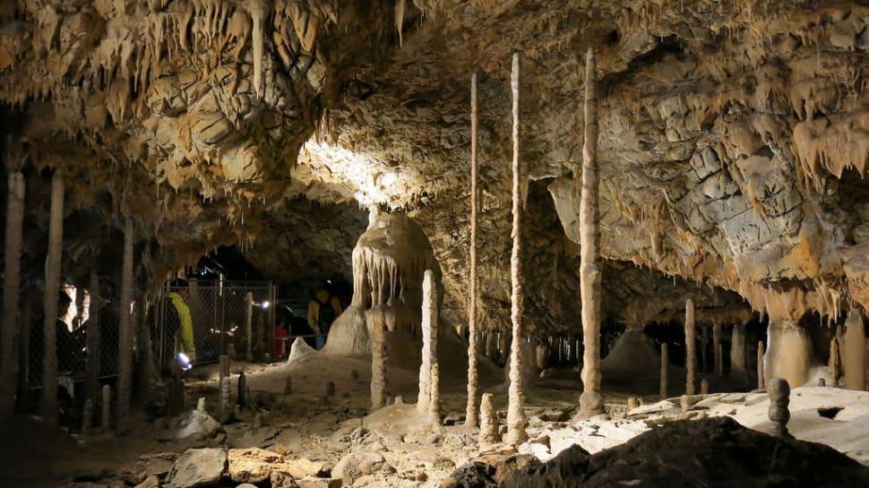Kateřinská jeskyně (Katerinska Cave)