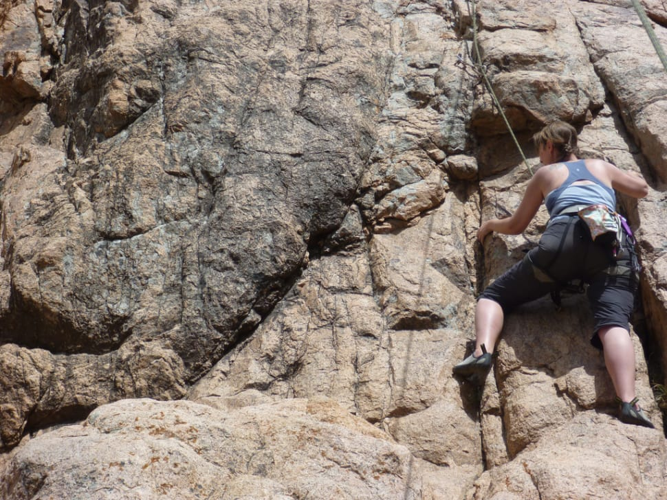 Arenales Rock Climbing in Argentina - Best Season