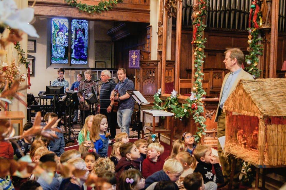 Children's Carol Service