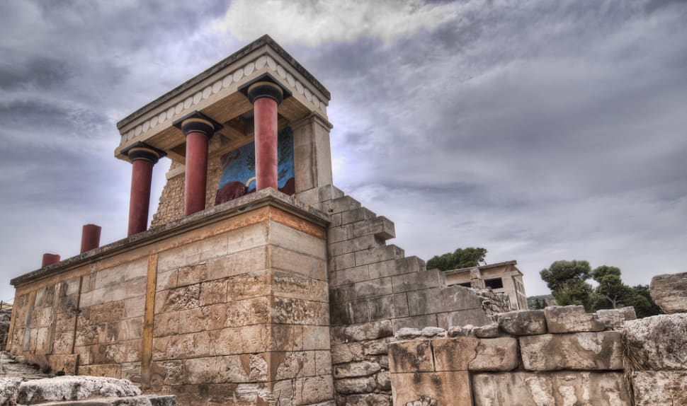 Knossos Minoan Palace in Crete - Best Time