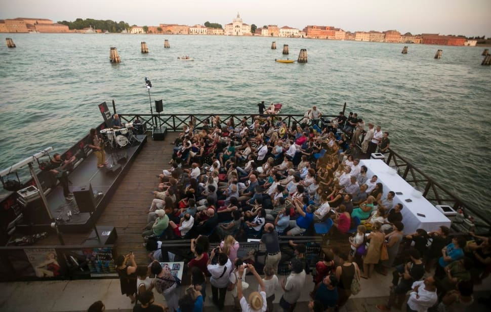 Best time for Venezia Jazz Festival in Venice