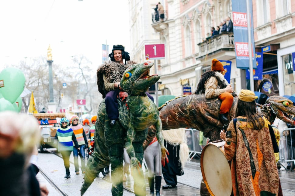 Best time for Fasching in Austria