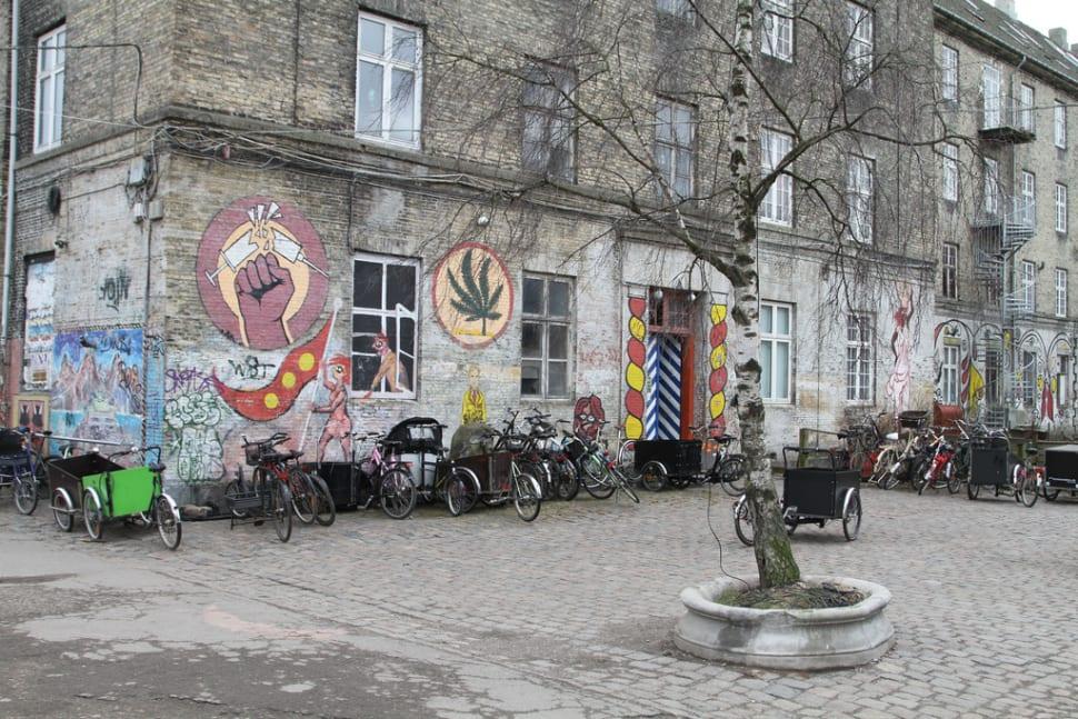 Freetown Christiania in Copenhagen - Best Season