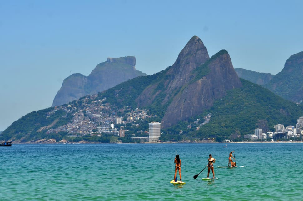 Stand Up Paddle Boarding in Rio de Janeiro - Best Time