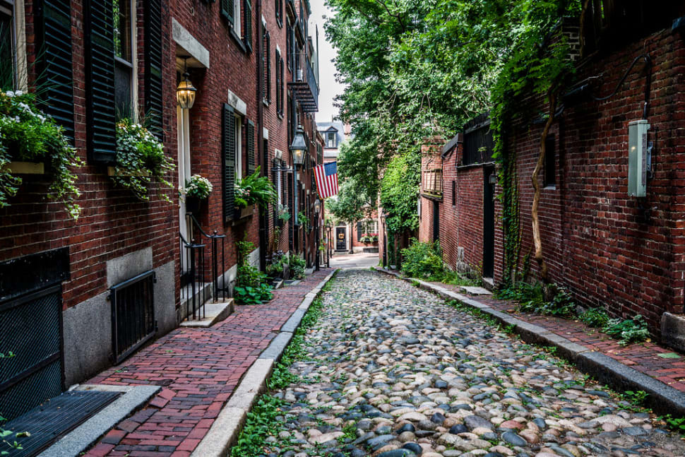 Summer in Boston - Best Time