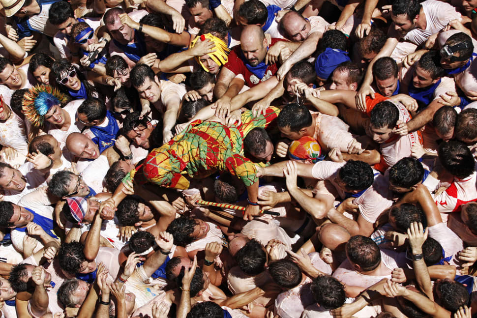 El Cipotegato Festival in Spain - Best Time