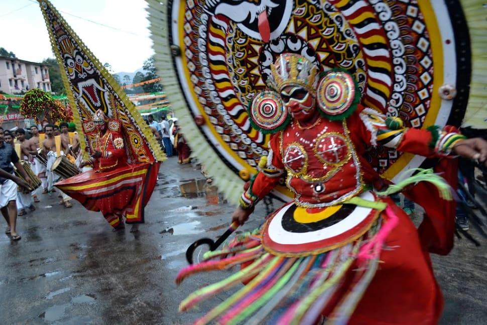 Cochin Carnival in Kerala - Best Time
