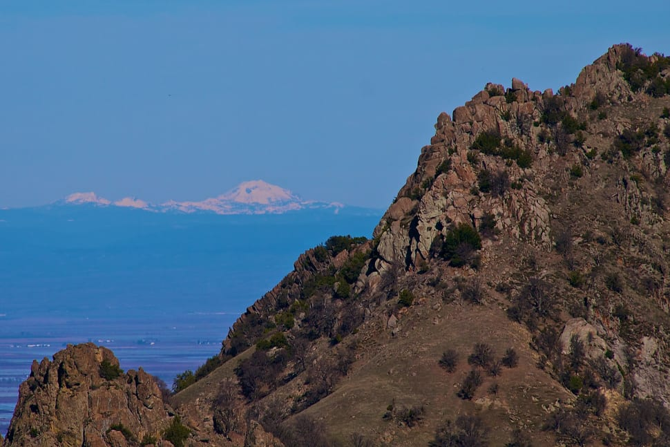 Best time for Sutter Buttes in California