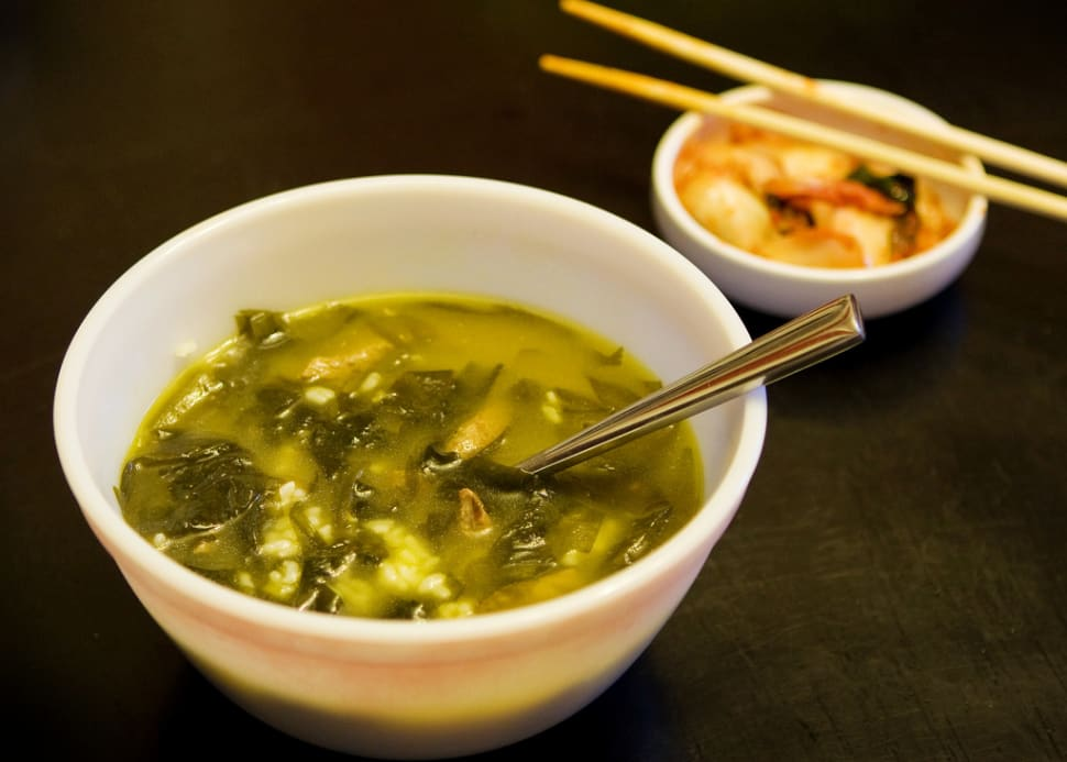 Seaweed Soup for Birthdays in South Korea - Best Time