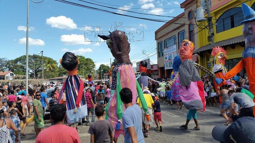 Fiestas Típicas Nacionales Santa Cruz in Costa Rica - Best Season