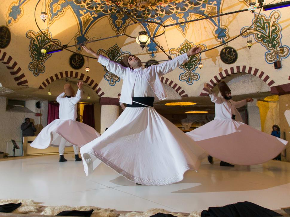 Dervish Dancing Performance in Cappadocia - Best Season