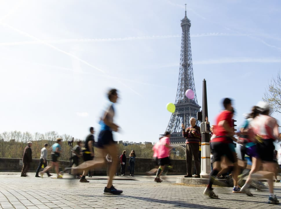 Marathon de Paris in Paris - Best Time