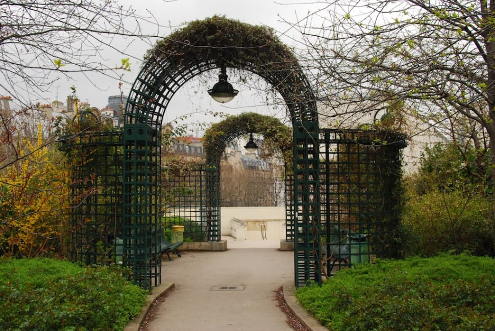 La Coulée Verte in Paris - Best Season