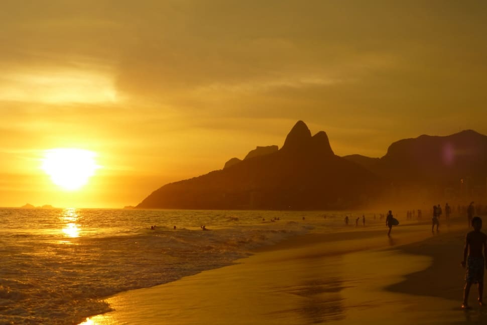 Watching the Sunset in Rio de Janeiro - Best Time
