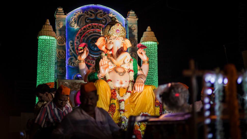 Ganesh Chaturthi in Goa - Best Time