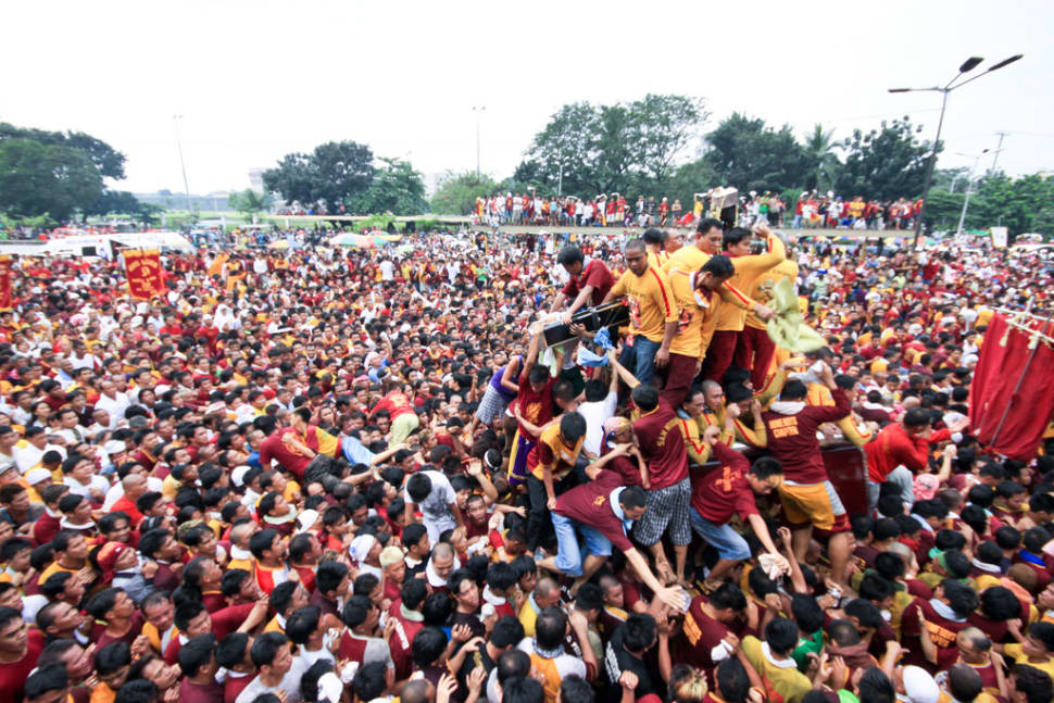 Best time for Feast of the Black Nazarene