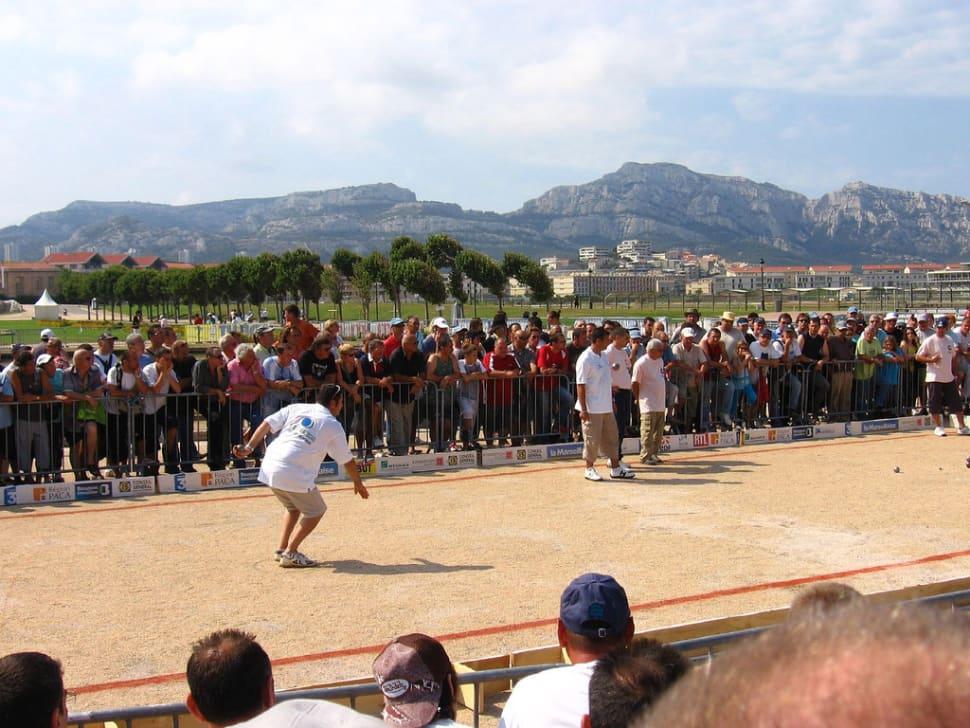 Pétanque World Championship (Mondial La Marseillaise à Pétanque) in Provence & French Riviera - Best Season