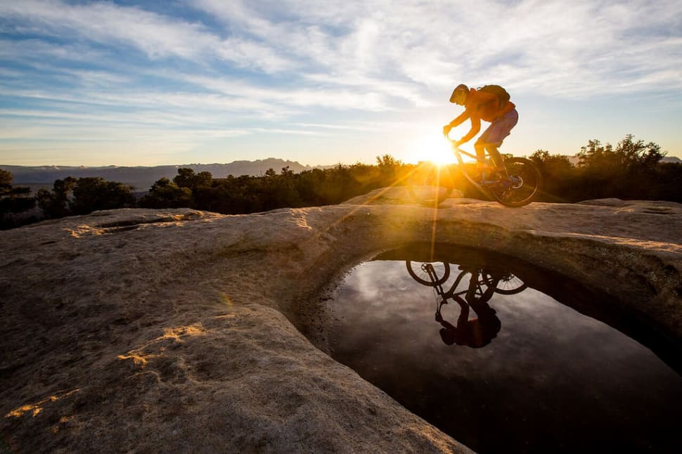 Best time for Biking in Zion National Park in Utah