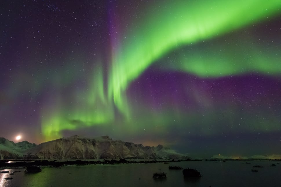Northern or Polar Lights in Norway - Best Time