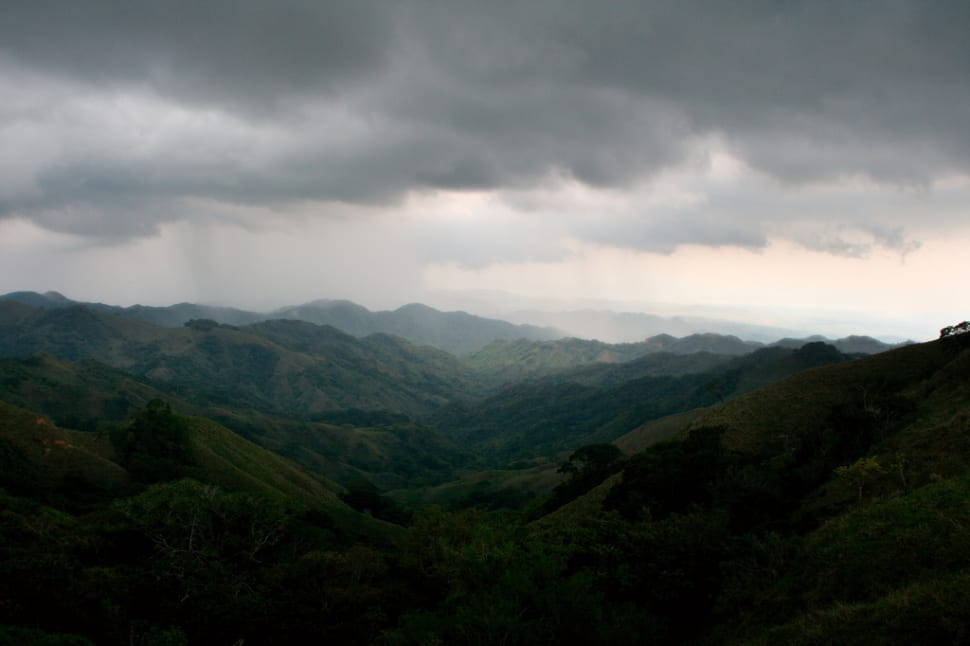 Wet Season (Summer) in Costa Rica - Best Season