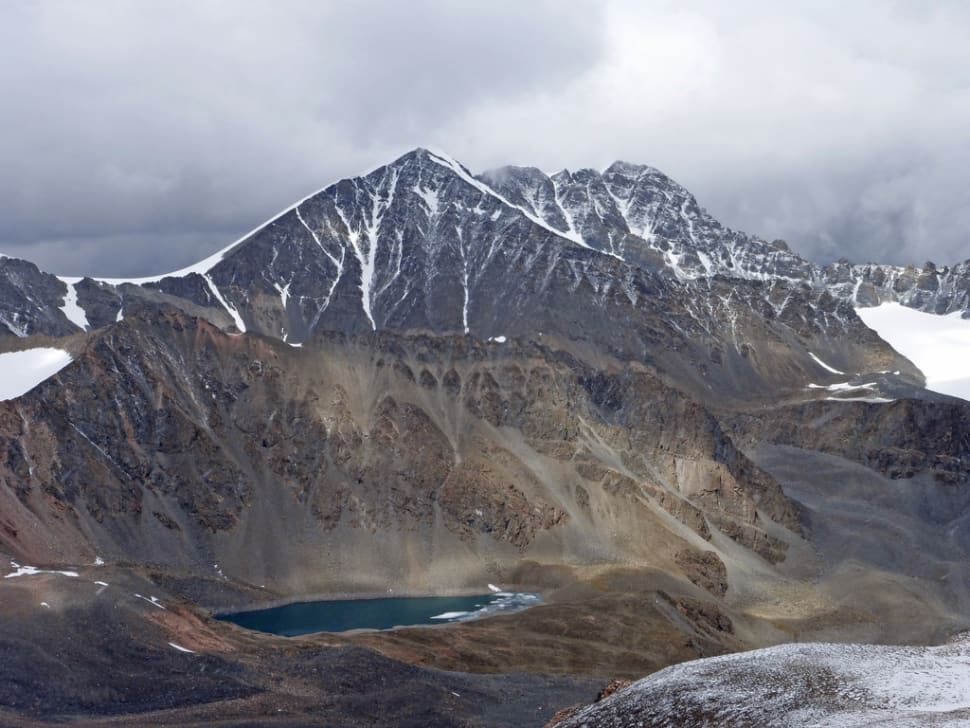 Mt. Türgen, Kharkhiraa Mountains