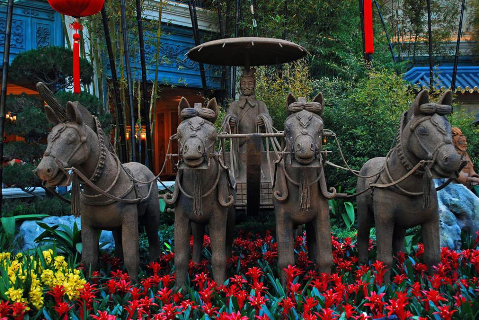 Chinese New Year Festivities in Las Vegas - Best Season