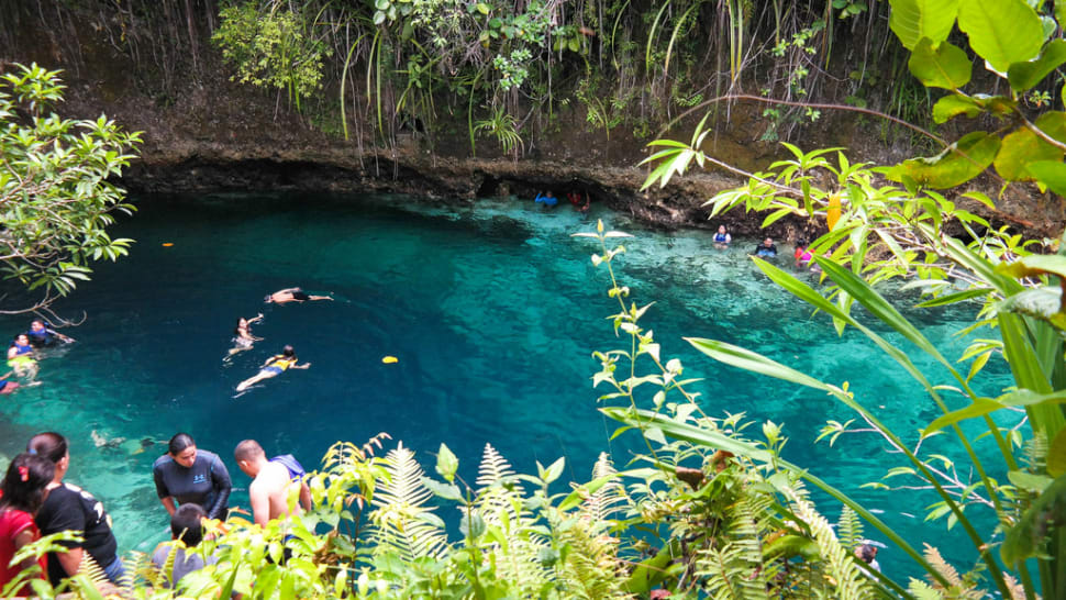 Hinatuan Enchanted River in Philippines - Best Season