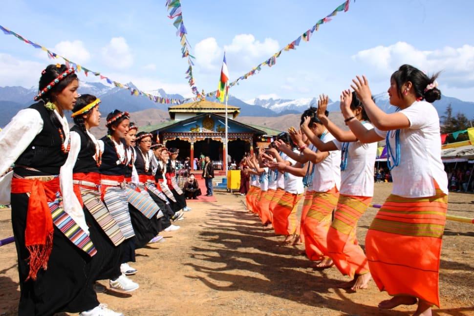 losar festival in nepal