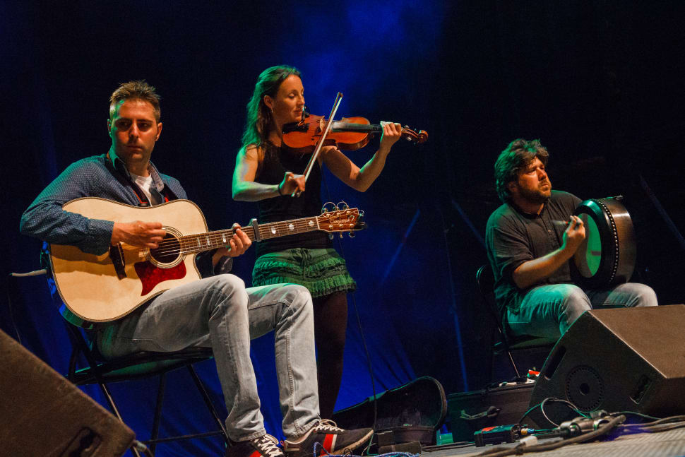 Best time to see Ortigueira's Festival of Celtic World in Spain