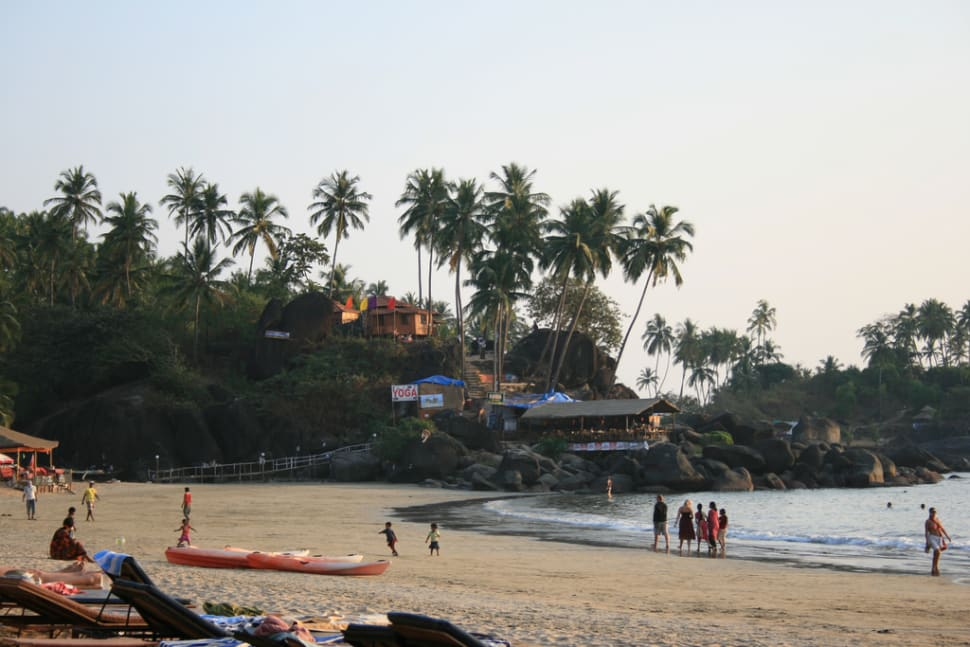 Best time for Beach Season in Goa