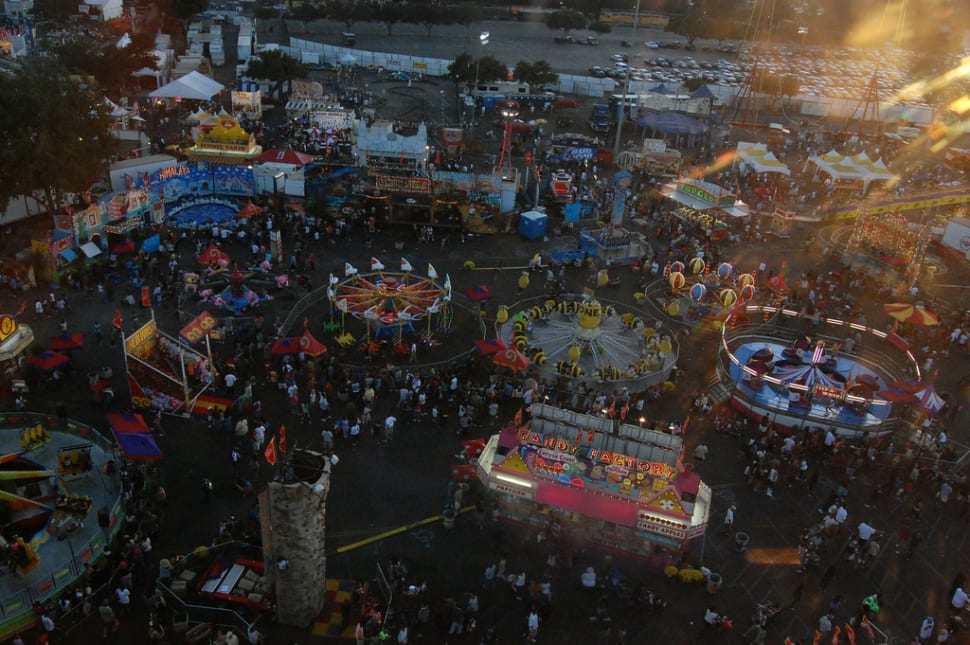 Best time for LA County Fair  in Los Angeles
