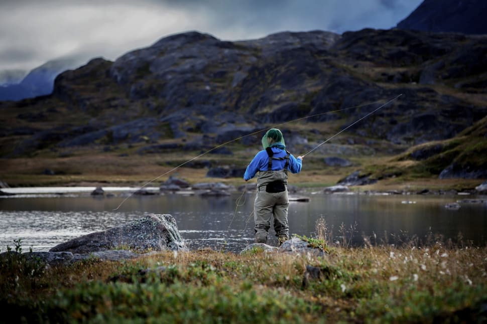 River Fishing in Greenland - Best Time